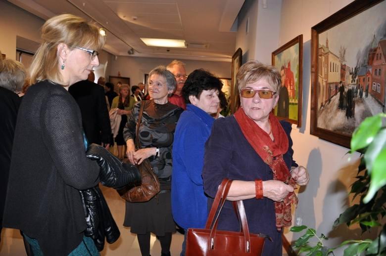 Wystawa w muzeum w Przasnyszu