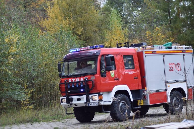 Ochotnicza Straż Pożarna w Sobótce