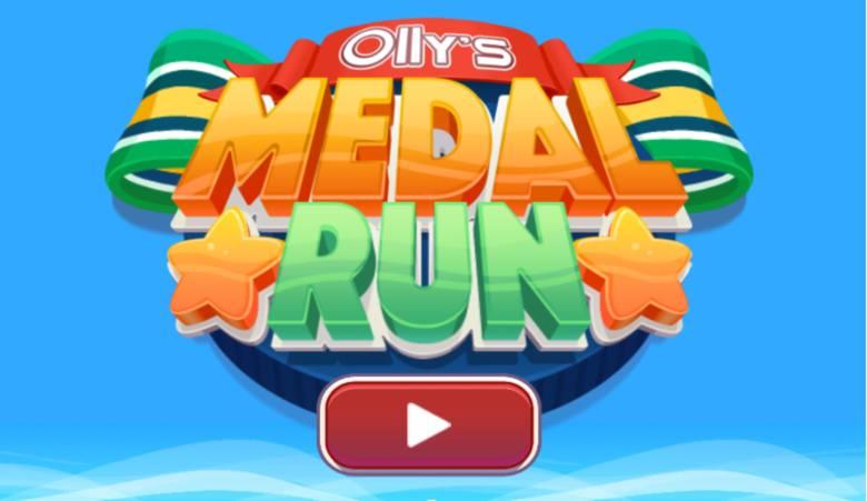 Gra Poki inspirowana Olimpiadą w Rio