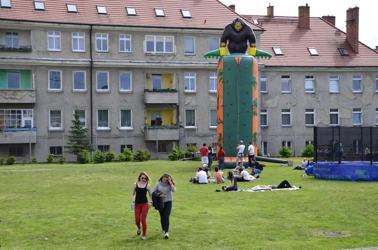 Juwenalia w Szczecinie. Studenci już rozpoczynają świętowanie [zdjęcia]