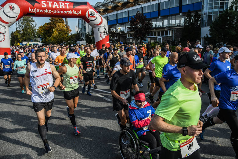 Ponad 2000 uczestników wystartowało w 7. Półmaratonie Bydgoskim, biegu na 5 kilometrów oraz towarzyszących im biegach dla dzieci na kilku dystansach.Trasa