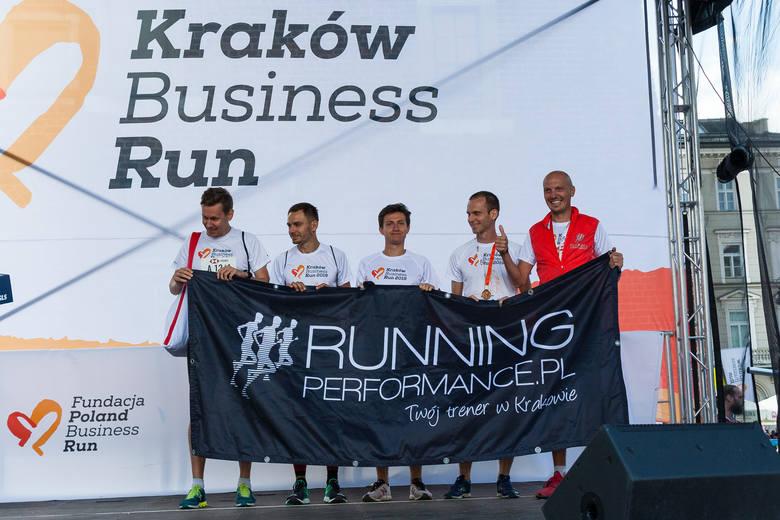 Kraków Business Run 2019. Adam Czerwiński Team najszybszy na mecie [ZDJĘCIA]