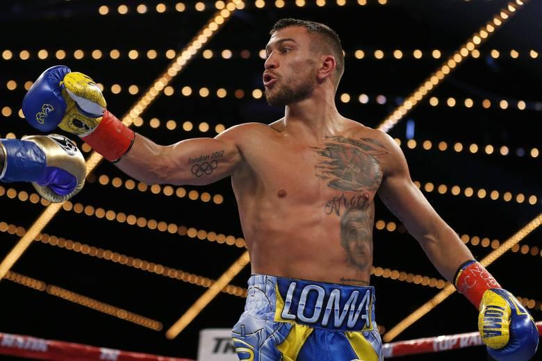 """Magazyn """"The Ring"""", zwany też """"Biblią boksu zawodowego"""", opublikował najnowszy ranking pound-for-pound, czyli bez"""