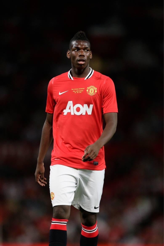 Paul Pogba oficjalnie w Manchesterze United!