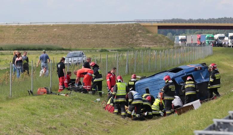 W środę, 10 stycznia zielonogórski sąd wysłuchał biegłych, którzy wydali opinię dotyczącą przyczyny tragicznego wypadku na S3 koło Sulechowa. Tir uderzył