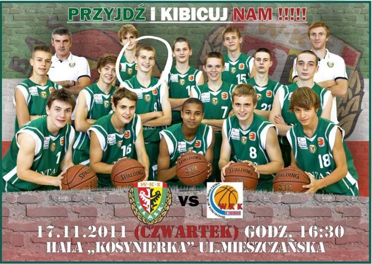 WKS Śląsk Wrocław od lat szczycił się świetnym szkoleniem, którego owocem jest szereg wysokiej klasy zawodników stanowiących przez lata o sile PLK. Kilka
