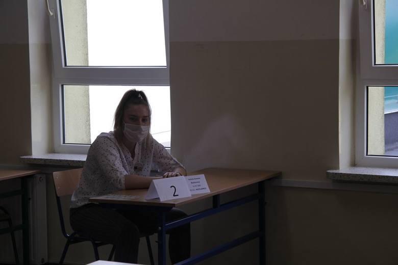 Egzamin uczniów ósmych klas w gminie Miastko