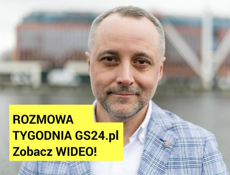 Marcin Biskupski:  Kościół nad Rudzianką? Są inne potrzeby. Rozmowa tygodnia GS24.pl