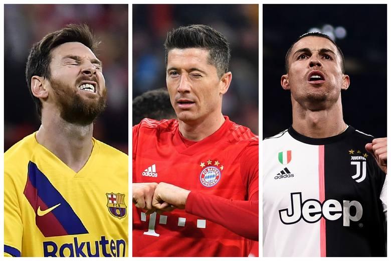 Ile zarabia Robert Lewandowski? Kapitan reprezentacji Polski i napastnik Bayernu Monachium otwiera TOP 10 najlepiej zarabiających piłkarzy, biorąc pod