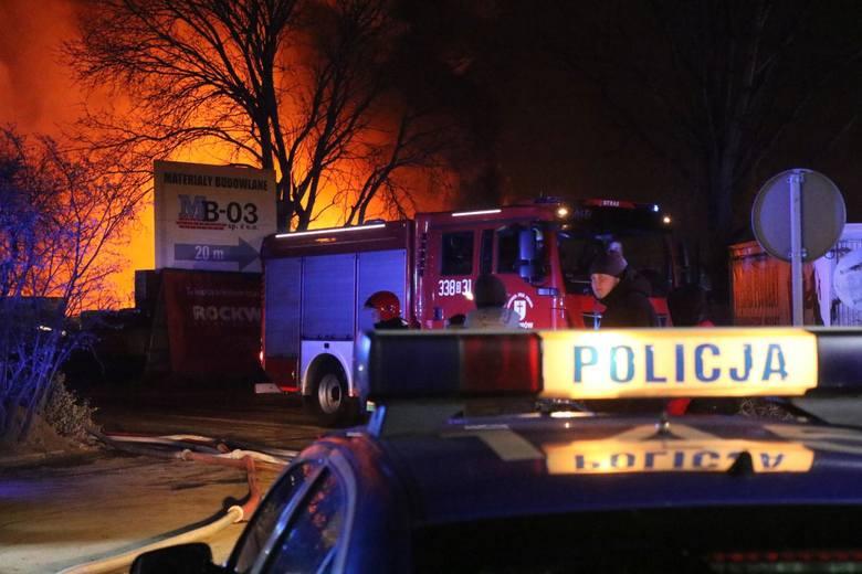 112 interwencji strażaków i ponad 600 wyjazdów pogotowia to bilans ostatniej nocy w województwie kujawsko-pomorskim. W Toruniu i powiecie toruńskim policja