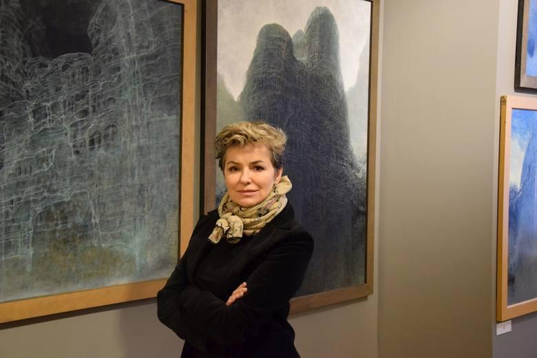 - Spodziewałam się, że ta wystawa wzbudzi duże zainteresowanie - mówi Eliza Ptaszyńska, kustosz w suwalskim muzeum.