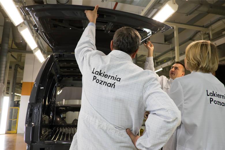 Poziom automatyzacji ma wynieść 80 proc. w fabryce VW Poznań