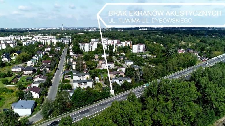 Dzięki przebudowie sosnowieckiego odcinka S1 przez GDDKiA, z miejskich ulic znikną korki, powodowane m.in.  przez tiry, jadące do terenów inwestycyjnych