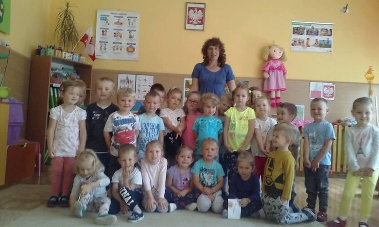 Mirosława Golec, Nauczyciel Przedszkolny Roku 2017 uwielbia pracę z dziećmi i podkreśla, że przedszkolaki to doskonali obserwatorzy.