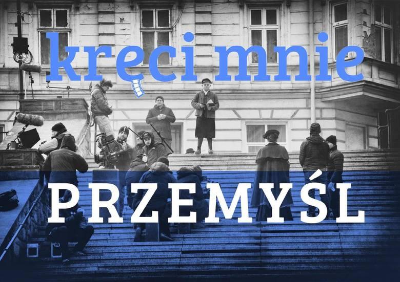 """""""Kręci mnie Przemyśl"""" to nazwa akcji promocyjnej miasta Przemyśla, skierowana do filmowców."""