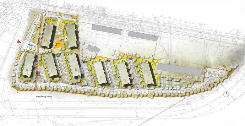 Oddanie całej inwestycji w ramach Mieszkania Plus w Toruniu zaplanowano na 2020 rok.