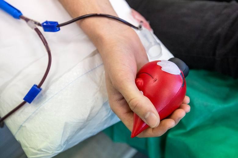 IX Akcja Twoja krew-Moje życie w Grudziądzu w dniach 27 i 28 maja w punkcie krwiodawstwa przy ul. Włodka