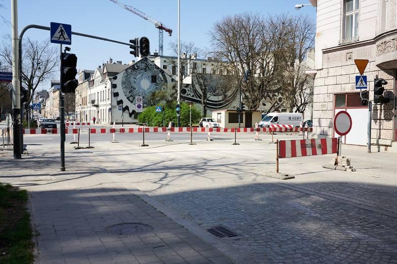 Rusza remont na kolejnym odcinku ulicy Sienkiewicza! Kolejne utrudnienia, zmiany  w organizacji ruchu