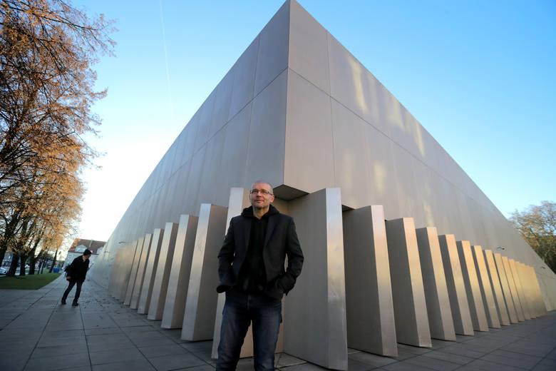 Kategoria: Bryła: obiekty publiczne<br /> <br /> Centrum Dialogu Przełomy w Szczecinie – Muzeum Narodowe w Szczecinie/KWK Promes