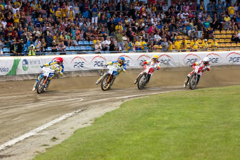 Stal Gorzów pokonała Betard Spartę Wrocław 48:42