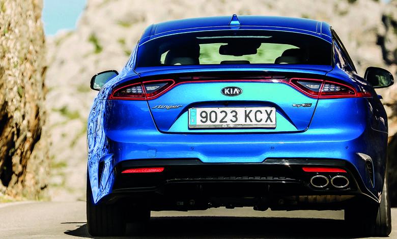 Gran Turismo made in Kia. Mocne i eleganckie limuzyny, które zapewniają ponadprzeciętny komfort