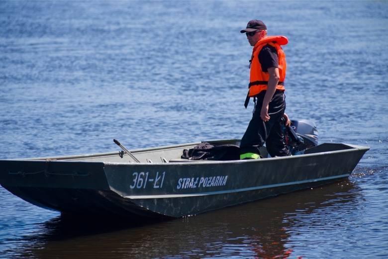 Powiat Giżycki. 44-letni mężczyzna utonął w jeziorze. To pierwsze utonięcie w powiecie