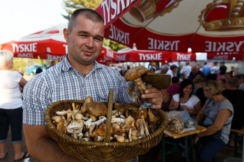Święto Grzyba w Sokolu. To było już jedenaste wielkie grzybobranie w gminie Michałowo (zdjęcia)
