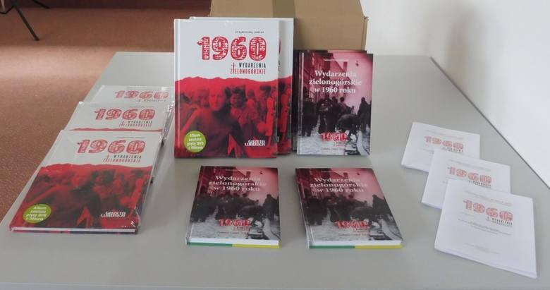 """Sulechów, pokaz filmu """"Wydarzenia Zielongórskie 1960. Bitwa o Dom Katolicki"""", 29 maja 2019 r. w Bibliotece Publicznej Gminy Sulechów"""