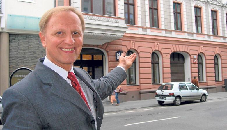 Za prezydentury Kropiwnickiego odnowiono pierwsze łódzkie kamienice