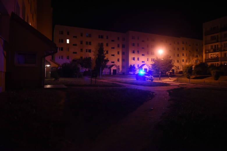 Odpowie za próbę zabójstwa policjanta