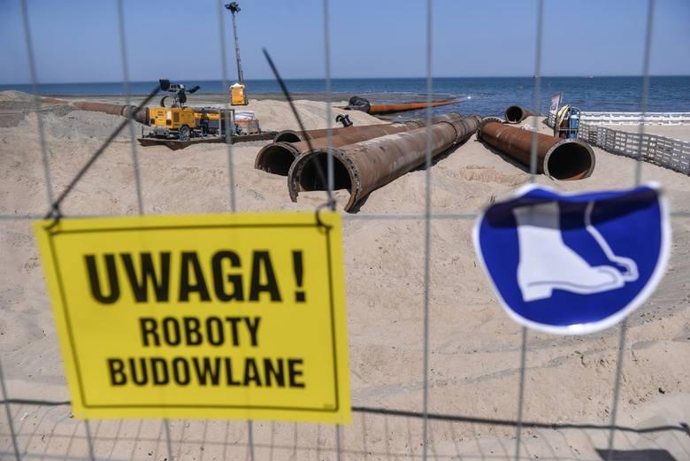 Te plaże nad Bałtykiem zostaną zamknięte dla turystów w sezonie wakacyjnym 2019. Będą poszerzane