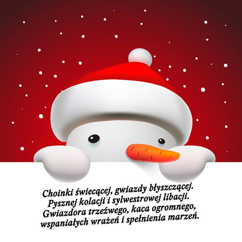 Życzenia świąteczne na Boże Narodzenie