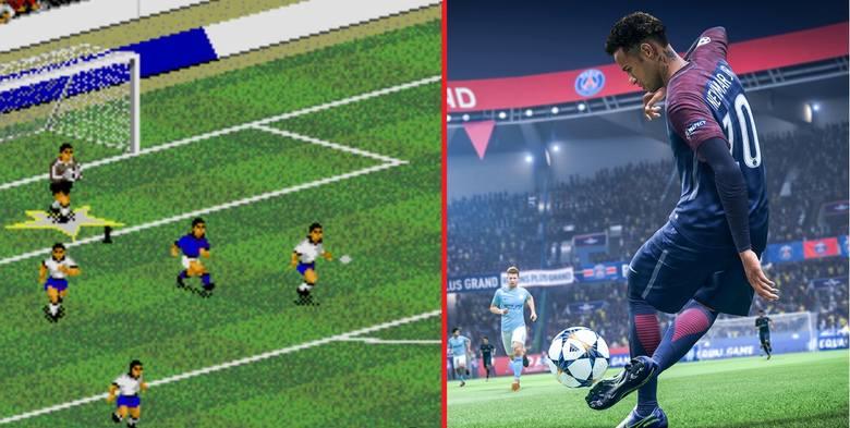 Jak zmieniała się FIFA na przestrzeni lat? Historia serii gier FIFA (94-19). W roku 1994 fani piłki nożnej przygotowywali się do XV Mistrzostw Świata