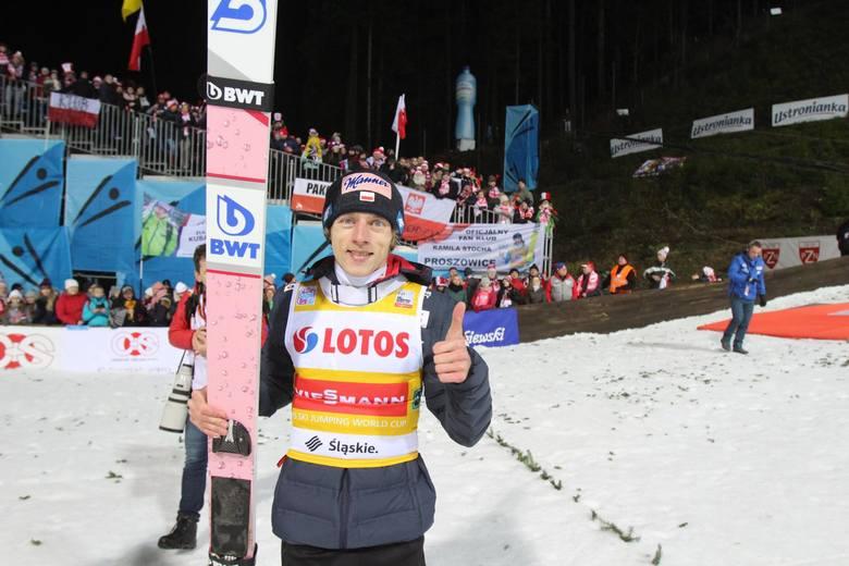 18112017 wisla puchar swiata w skokach narciarskich turniej druzynowy nz/ dawid kubackiarkadiusz gola   polska press