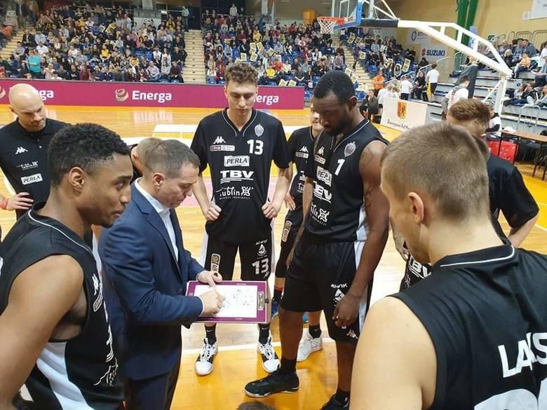 David Dedek, trener koszykarzy Startu Lublin: Cieszę się, że klub z Lublina jest ambitny