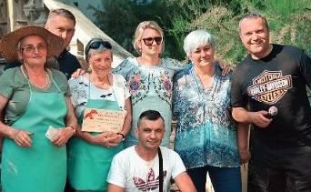 Ekipa z Jastrzębiec wygrała konkurs na danie z grilla