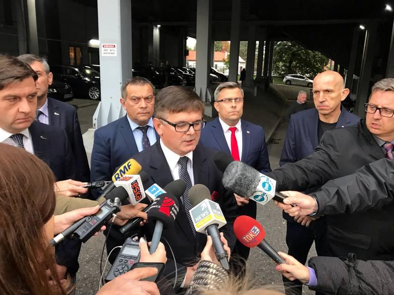 Jeden górnik zginął, a 12 zostało rannych w wypadku, do jakiego doszło po wstrząsie w kopalni Bielszowice.