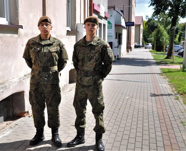 Sebastian Jaworski (na zdj. z lewej)