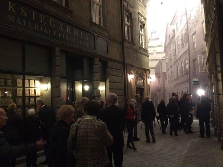 23 stycznia zaprezentowano część wystawy stałej Muzeum II Wojny Światowej w Gdańsku