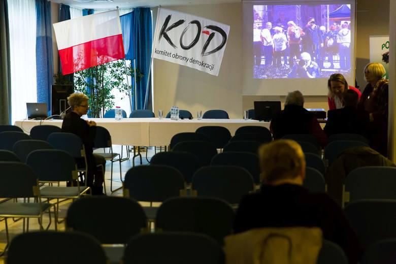 Podlaski KOD ma nową szefową i nowy program regionalny