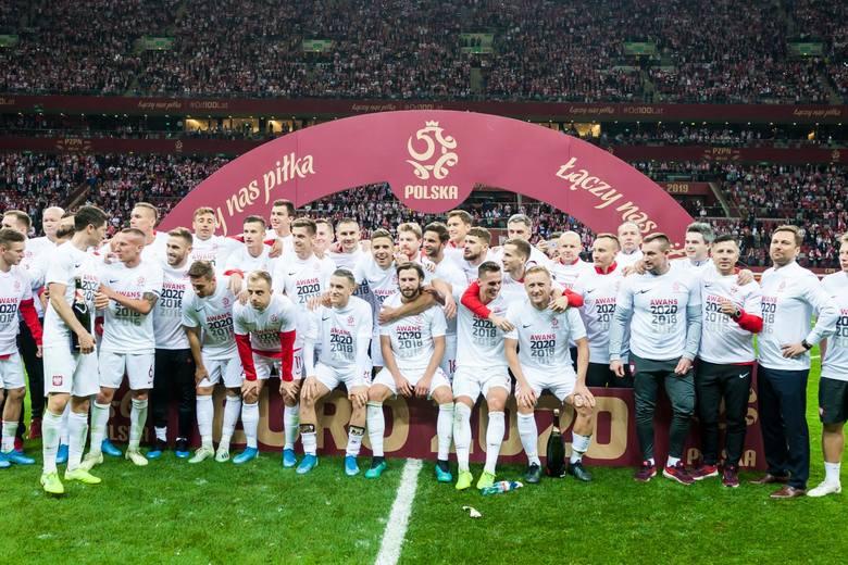 Awans na Euro 2020 Polska zapewniła sobie w październiku 2019 roku, zwycięstwem 2:0 nad Macedonią Północną