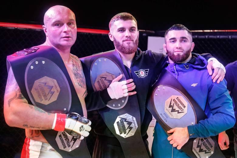 Gala MMA Carpathian Warriors 5 w Rzeszowie, 8 grudnia 2018
