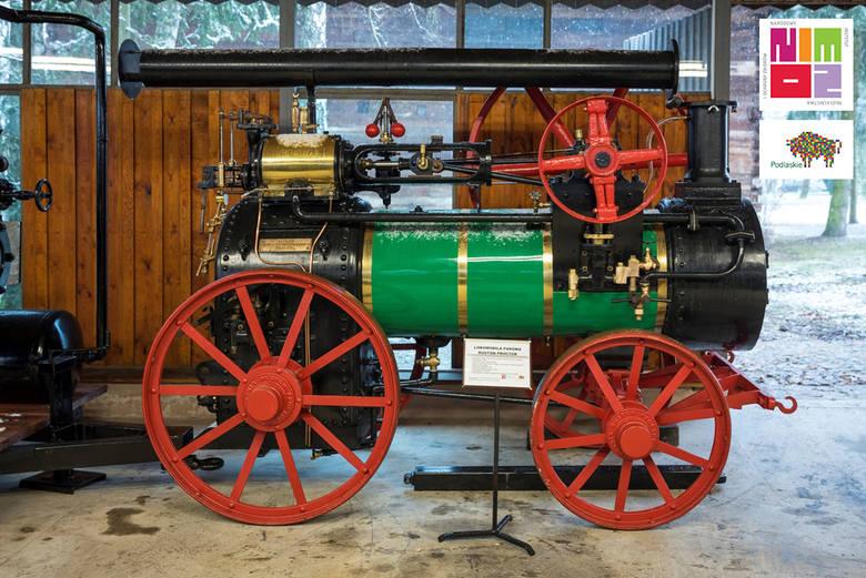 Ciechanowiec. Unikatowe maszyny parowe trafiły do Muzeum Rolnictwa. Teraz to największy w Polsce zbiór sprawnych maszyn parowych (zdjęcia)