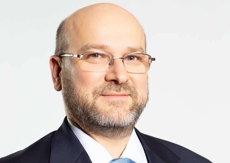 Paweł Strączyński został prezesem Tauron.