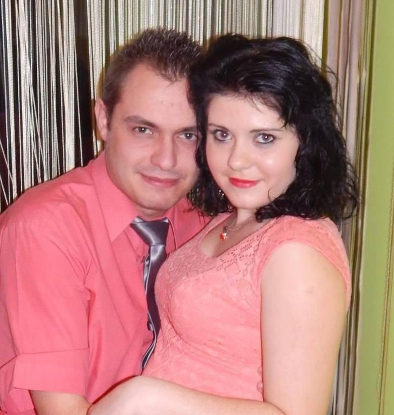 Justyna Przeździecka i Michał Mikołajczyk z Sitna i Stawu w gm. Myślibórz