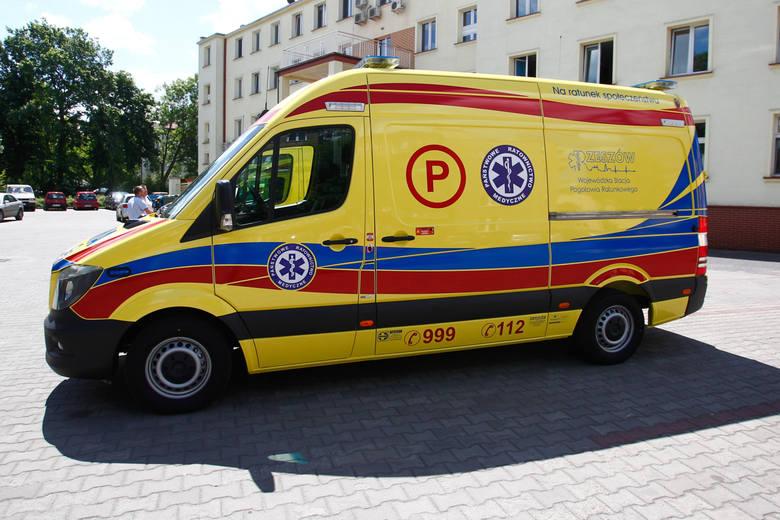 WSPR w Rzeszowie w sprawie podjazdu dla karetek w Leżajsku skierowała pismo do NFZ.