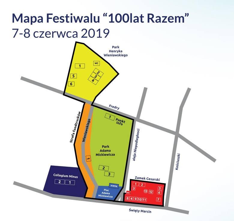 W piątek rozpocznie się Festiwal 100 lat razem organizowany w ramach obchodów 100-lecia Uniwersytetu Poznańskiego. Wydarzenie potrwa do soboty. Na scenie