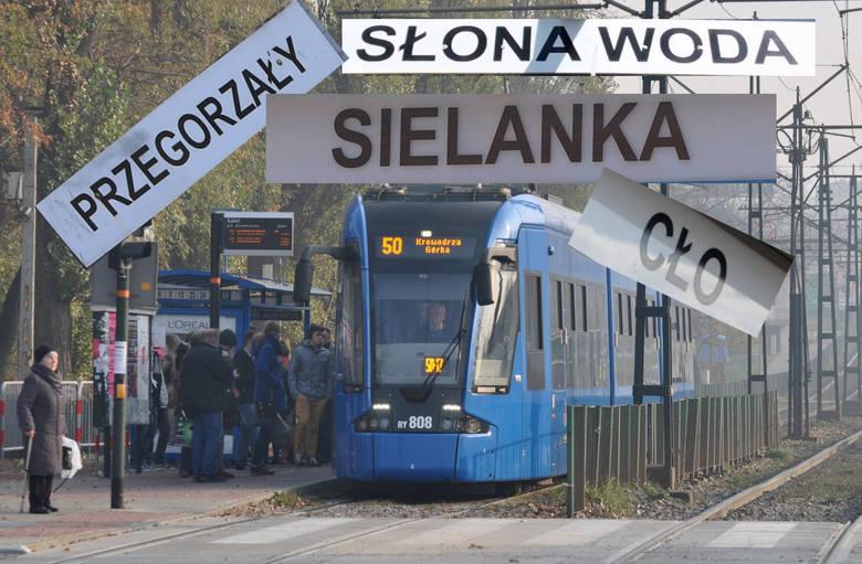 Baba Jaga, Meksyk, Kabel, Przegorzały... Śmieszne nazwy przystanków w Krakowie