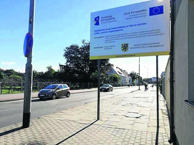 Remont ulicy Darłowskiej. Jakich utrudnień mogą spodziewać się ustczanie?