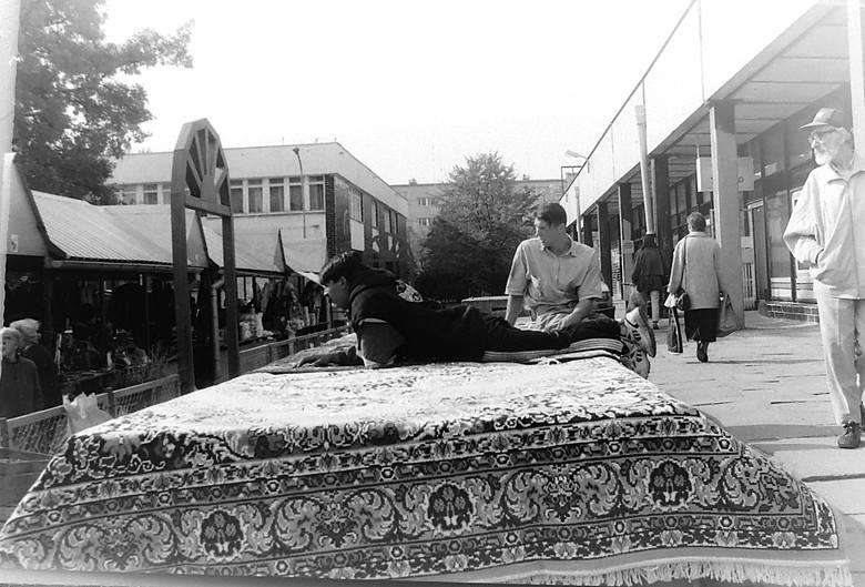 Dywany dla szejków   i...  łodzian